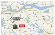 茶山碧桂园交通图