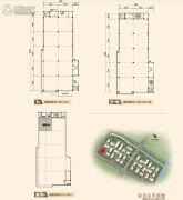 启迪协信・无锡科技城3292平方米户型图