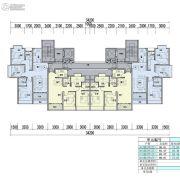 银河城市科技产业城85--98平方米户型图