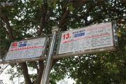 京华青庭交通图