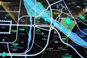 西安富力白鹭湾交通图