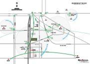 荣盛・阿尔卡迪亚・霸州温泉城交通图