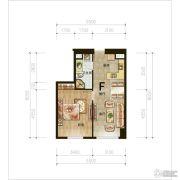 泰和时代广场0室0厅0卫0平方米户型图
