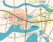 中国核建锦城交通图