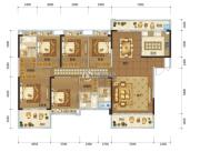 兴佳・一品江山5室2厅3卫230平方米户型图