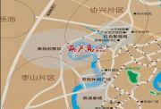 葫芦岛风情商业街交通图