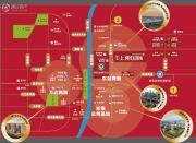 中交上东国际交通图