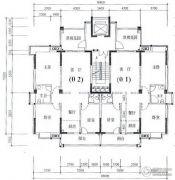 兴华宏天广场0平方米户型图
