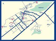 恒荣・格拉斯堡交通图