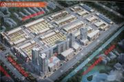 宁夏昊�N农机汽车城规划图