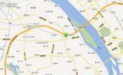 长沙明发国际城交通图