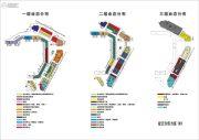 江陵和邦・中央金街规划图