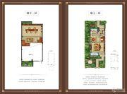 金地�m悦0室0厅0卫235平方米户型图
