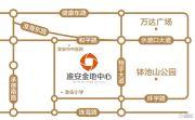 淮安金地中心交通图
