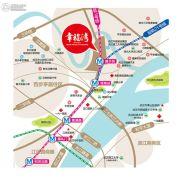 幸福湾交通图