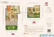 紫元尚宸3室2厅2卫127平方米户型图