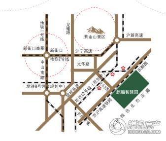 南京麒麟智慧园