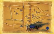 华升南山郡交通图