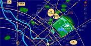 保利湖心岛交通图