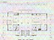 清华园3室2厅2卫108--134平方米户型图