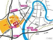 锦绣国际家居博览中心交通图