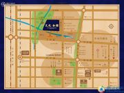 天成和园交通图