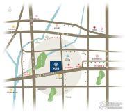 万邦城交通图