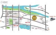 雅居乐新城湾畔交通图