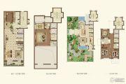 首创・禧瑞墅|河著5室3厅5卫137平方米户型图