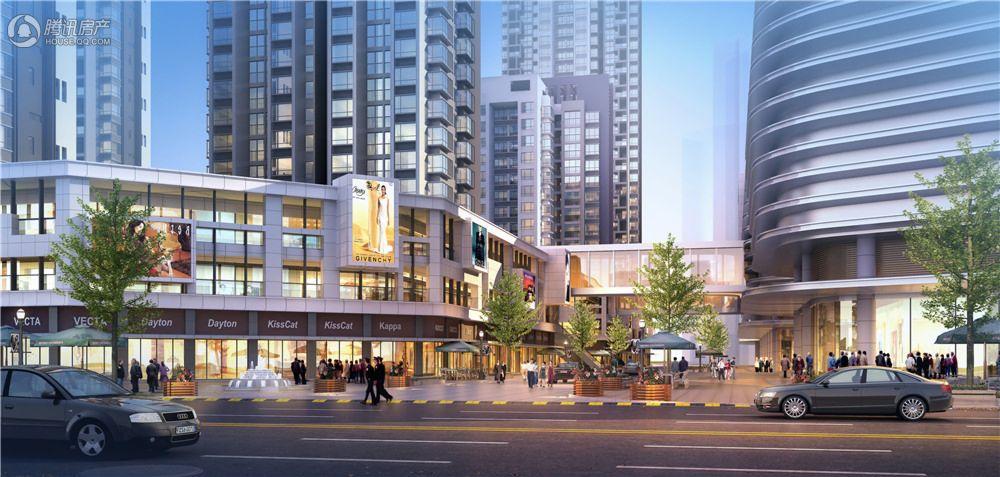 漯河丁湾_腾讯房产漯河站-深度评测:漯河世贸中心
