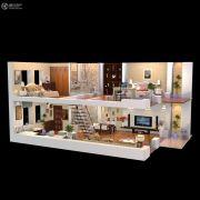 西旅逸都2室2厅1卫0平方米户型图
