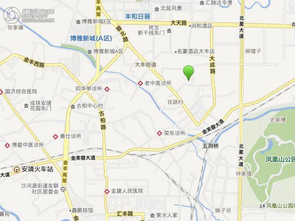 交通电子地图