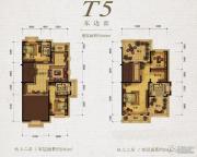 保利天骄320平方米户型图
