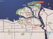 广物海南之心交通图