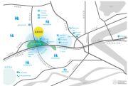 富春硅谷麓园交通图