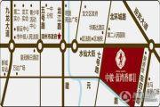 中骏・蓝湾香郡交通图