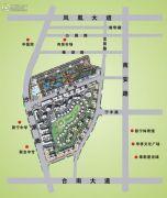 华浩国际城交通图