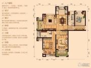 阳光广场2室2厅1卫0平方米户型图