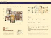 碧桂园・凤凰城5室2厅3卫190平方米户型图