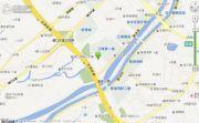 汇龙湾・天樾交通图