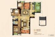 常州红星国际广场5室2厅2卫141平方米户型图