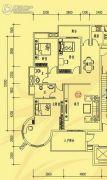 中兴紫麟城3室2厅2卫142--159平方米户型图