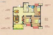 紫金华府0室0厅0卫88平方米户型图