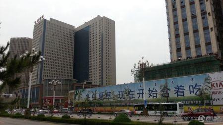 包头苏宁广场