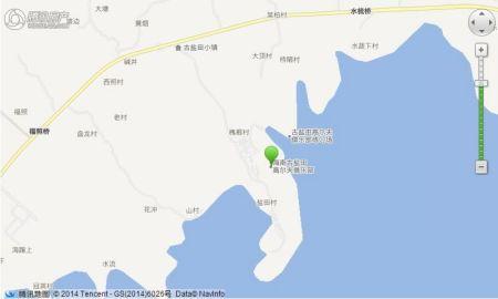 古盐田・白鹭湾