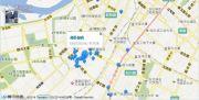 湖景春晓交通图