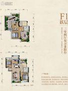 万嘉国际社区3室2厅2卫137--205平方米户型图