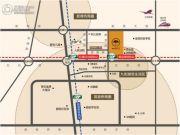 东原晴天见交通图