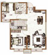 大唐盛世2室1厅1卫0平方米户型图