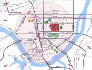 汇显城市公园交通图